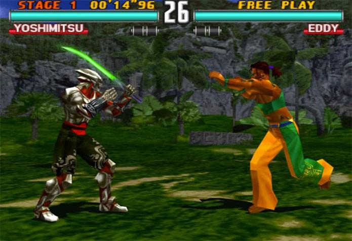 Tekken 3 (Foto: Divulgação)