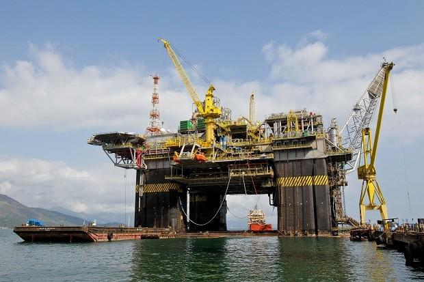 Plataforma P56 Petrobras (Foto: Ichiro Guerra/PR)