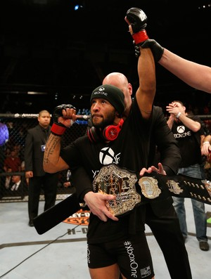 Demetrious Johnson  UFC MMA (Foto: Getty Images)