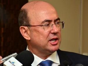 Deputado José Riva é uma das 28 testemunhas arroladas no processo. (Foto: Maurício Barbant/ALMT)