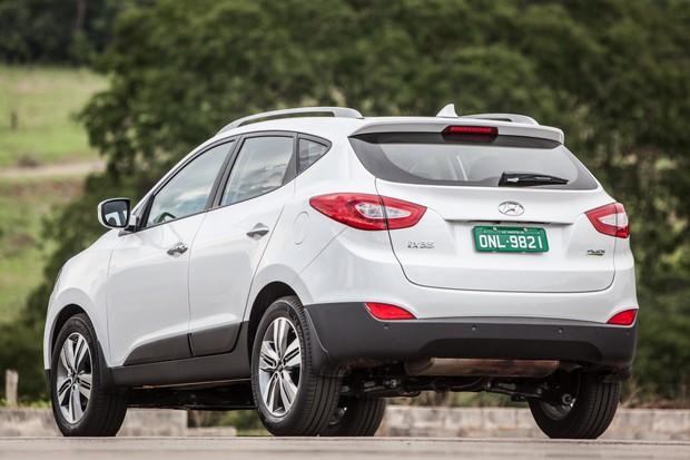 Hyundai ix35 2017 (Foto:  Divulgação)