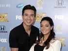 Mulher de Mario Lopez dá à luz um menino