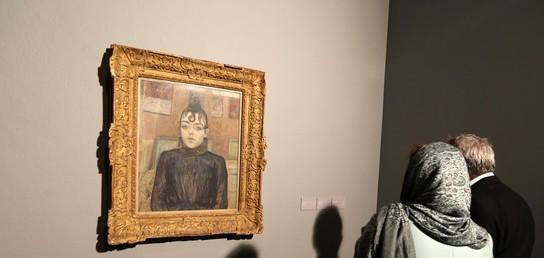 Andy Warhol, Jackson Pollock e Mark Rothko em exposição rara no Irã