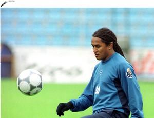 Esquerdinha, ex-jogador do Porto (Foto: Direitos reservados / Jornal de Notícias)