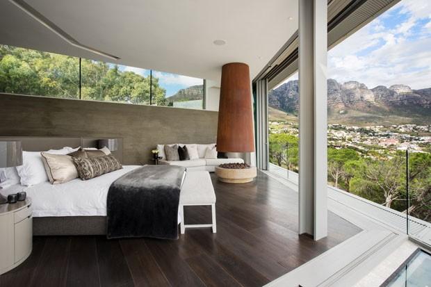 Casa em Cape Town (Foto: Adam Letch / divulgação)