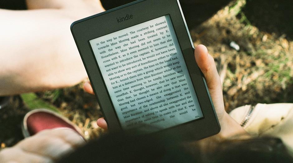 E-reader, Kindle, Amazon (Foto: Unsplash)