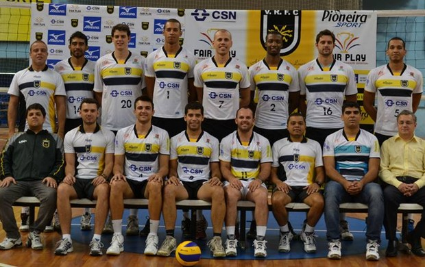 Equipe Voltaço Vôlei (Foto: Fair Play Assessoria)