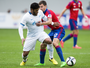 Hulk faz de pênalti, e Zenit arranca empate fora contra o líder CSKA