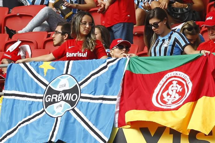 1b958331bdc55 Caminho do Gol reúne 30 mil pessoas e torcida mista é exaltada em ...