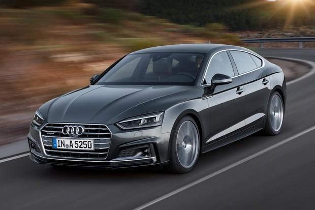 Audi A5 Sportback (Foto: Divulgação)