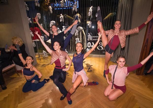 Balletto lança coleção de inverno 2017 (Foto: Arthur Vahia)