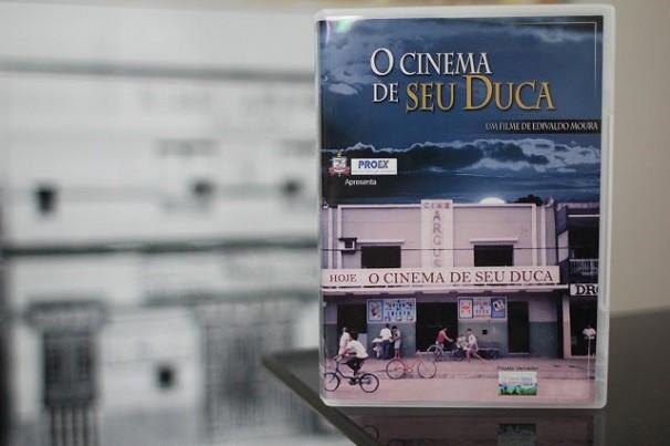 'Cinema do Seu Duca' tem direção de Edivaldo Moura (Foto: divulgação)