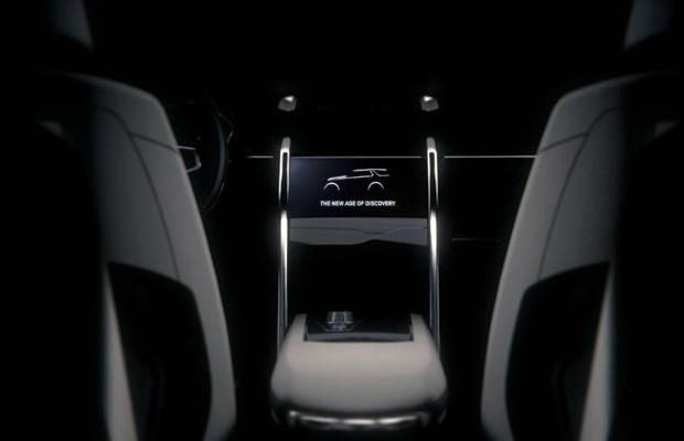 Land Rover Discovery Vision (Foto: Divulgação)