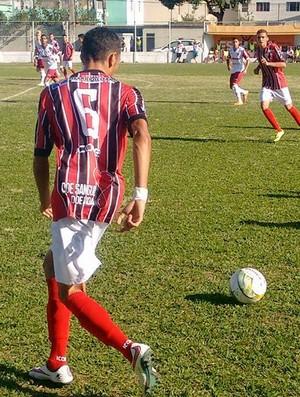 Serra x Desportiva (Foto: Wagner Chaló/GloboEsporte.com)