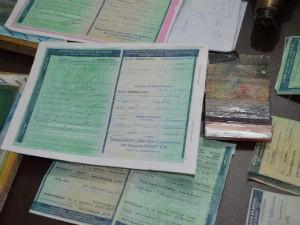 Quadrilha produzia e vendia documentos falsificados (Foto: Divulgação/Polícia Civil)