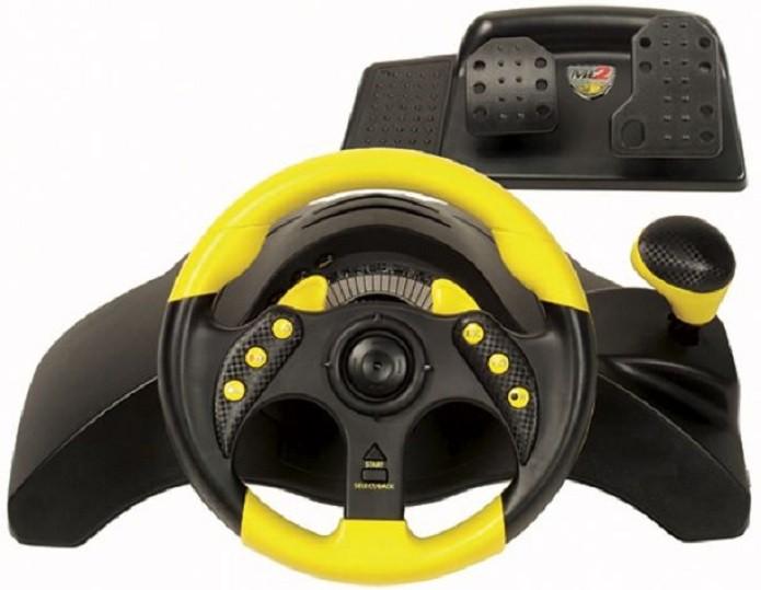 Universal MC2 Racing Wheel (Foto: Divulgação)