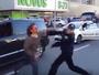 Campeão olímpico em Atlanta, ex-lutador é detido após briga com polícia