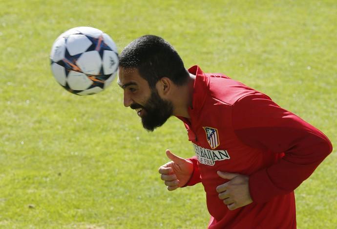 Atlético de Madrid treino Arda Turan (Foto: EfeServicios)