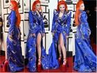 Look de Lady Gaga no Grammy 2016 ganha memes e repercute na web