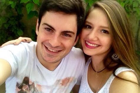 Rodolfo Valente e Caca Otoni em 'Malhação' (Foto: TV Globo)