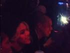 Beyoncé e Jay-Z dançam ao som de música que cantam juntos