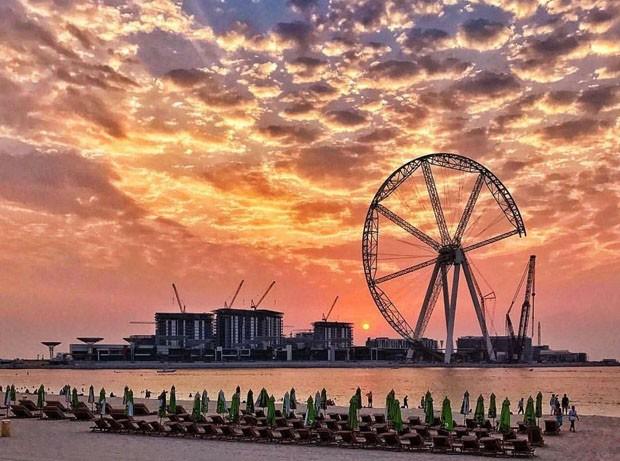 Em 2018, Dubai terá maior roda gigante do mundo (Foto: Divulgação)