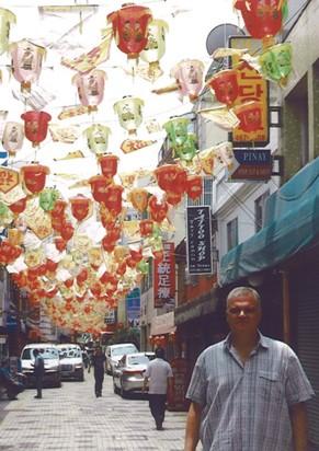 Mauro Alencar visita Coreia do Sul (Foto: Divulgação)