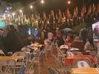 Festa do Saci reúne moradores de Águas da Prata na Praça da Bandeira
