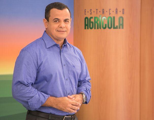 Cleverton Macêdo traz as informações para o homem do campo (Foto: Divulgação/TV Sergipe)