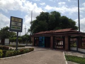Evandro Chagas não funcionou na manhã desta sexta-feira (10)  (Foto: Natália Mello/G1)