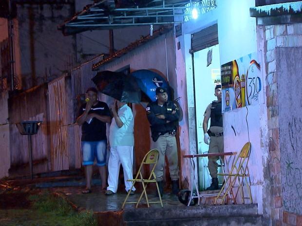 Militar reformado morre após ser baleado em tentativa de assalto em Belo Horizonte (Foto: Reprodução/TV Globo)