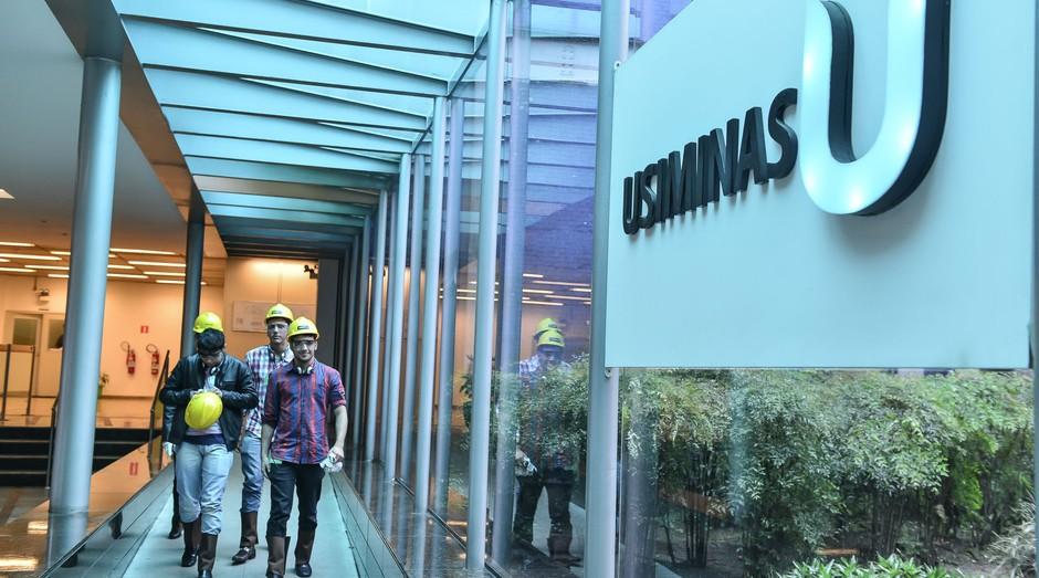 Novo presidente da Usiminas está generoso (Foto: Divulgação)