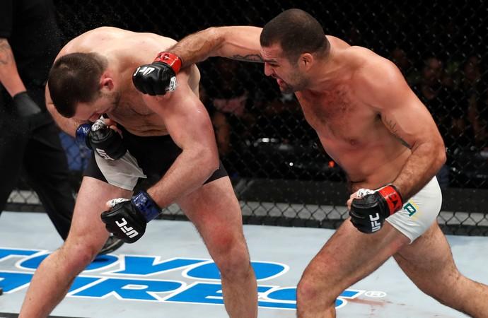 Mauricio Shogun Gian Villante UFC Fortaleza (Foto: Getty Images)