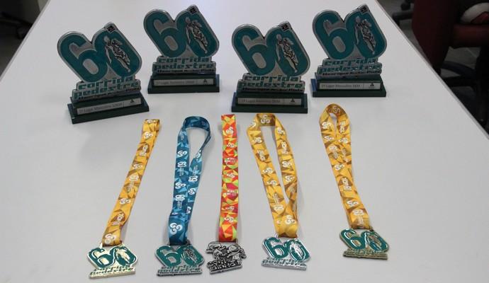 archer pinto; medalhas e troféus; setembro; manaus; amazonas (Foto: Gabriel Mansur)