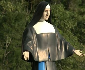 Santa Paulina (Foto: Reprodução/RBS TV)