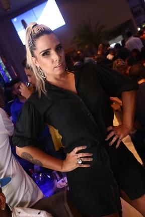 Taty Princesa em evento na Zona Oeste do Rio (Foto: Raphael Mesquita/ Divulgação)