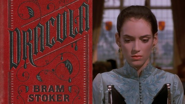 Winona Ryder  Mina Harker na verso de Coppola para Drcula (Foto: Divulgao)