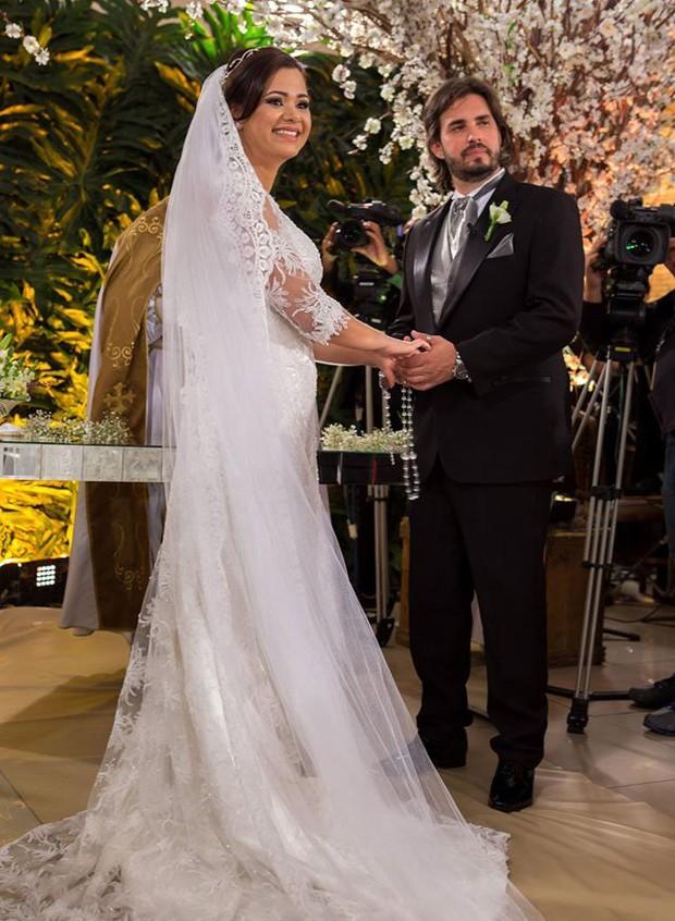 Casamento da Filha do Cantor Rick (Foto: Carol Noel)