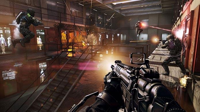 CoD: Advanced Warfare (Foto: Reprodução)