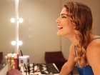 Priscila Fantin sobre fama: 'Consegui ficar um pouco mais à vontade'
