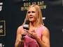 """Holm espera Ronda """"sedenta"""", mas quer lutar antes do UFC 200 de julho"""