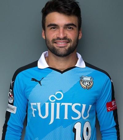 Arthur Maia agora é o camisa 10 do Kawasaki Frontale (Foto: Divulgação)