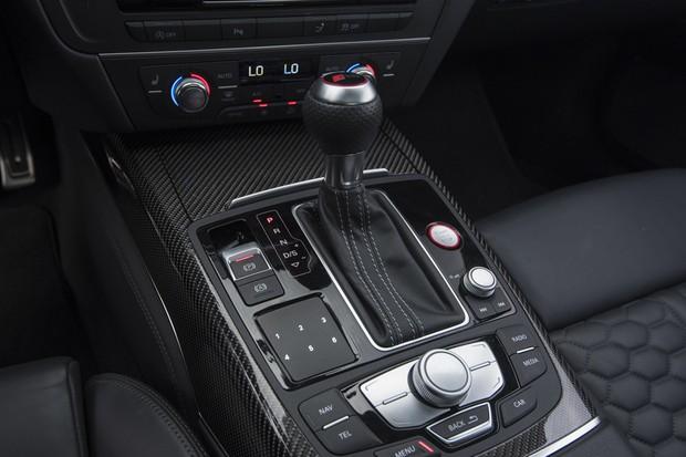 Audi RS 6 e RS 7 interior (Foto: Bruno Guerreiro / O Globo)