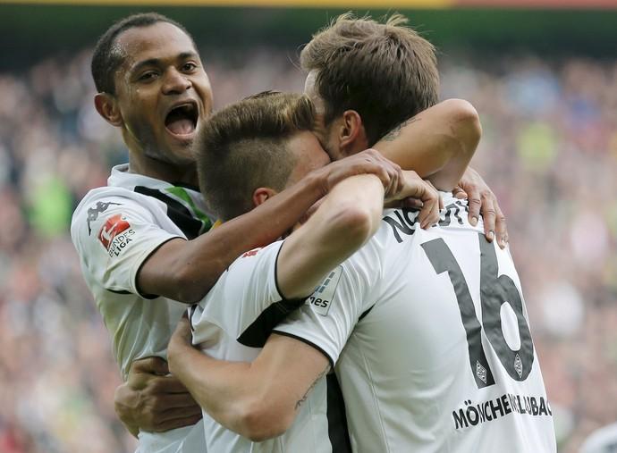 Raffael Borussia Mönchengladbach Borussia Dortmund (Foto: Reuters)