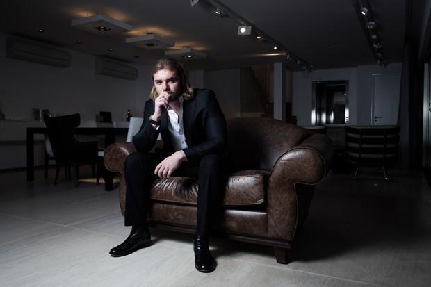 "Thor Batista: ""No longo prazo, eu vislumbro uma vice-presidência"" (Foto: STEFANO MARTINI)"