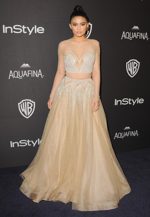 Kylie Jenner (Foto: Agência Getty Images)