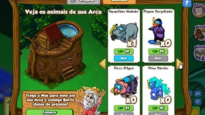 mini-fazenda-comprando-hipopotamo-nadador