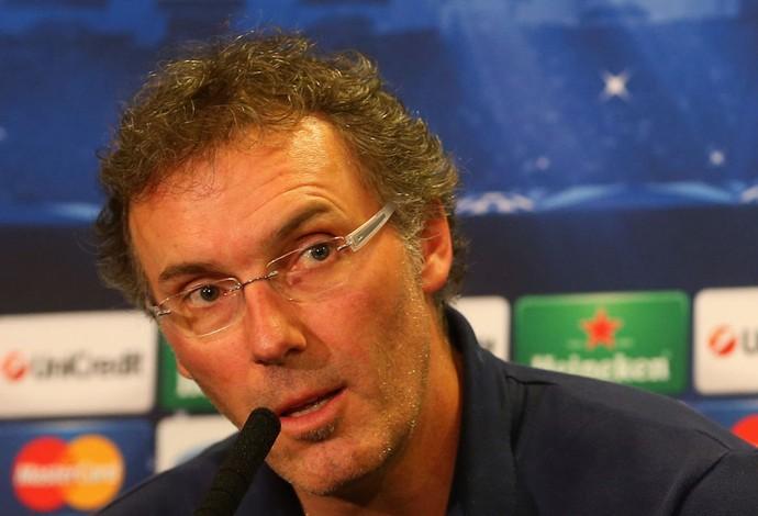 Laurent Blanc técnico Paris Saint Germain (Foto: Getty)
