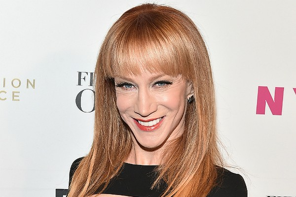 A atriz Kathy Griffin (Foto: Getty Images)