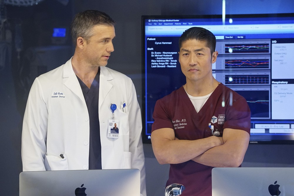 """""""Uncharted Territory"""" (9Ep2T) (Foto: Chicago Med - Universal Channel)"""